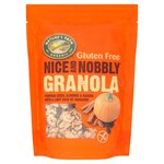 Nature's Path Nice & Nobbly Granola Pumpkin Seed, Almonds & Raisin