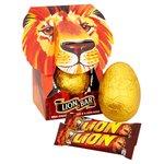Lion Retro Egg