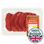 British Beef Sizzle Steak