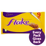 Cadbury Flake 9 Pack