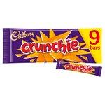 Cadbury Crunchie 9 Pack