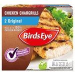 Bird Eye Original Chicken Chargrills 2 Pack