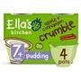 Ella's Kitchen Apple & Cinnamon Crumble