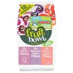Fruit Bowl Yogurt Flakes Variety