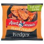Aunt Bessies Sweet Potato Wedges
