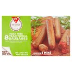 Frys Meat Free   Traditional      Sausage 380G
