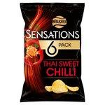 Walkers Sensations Thai Sweet Chilli