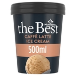 Morrisons The Best Caffe Latte Ice Cream