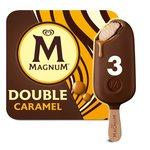 Magnum Double Caramel Ice Cream 3 Pack