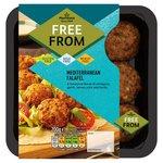 Morrisons Free From Mediterranean Falafel