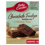 Betty Crocker Gluten Free Chocolate Fudge Brownie Mix