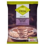 Morrisons Free From Milk Chocolate Mini Rice Cakes