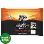 Morrisons Lake District Mature Cheddar