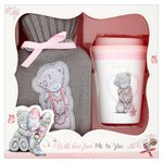Me To You Hot Water Bottle Cosy Cuddles Set