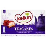 Kelkin Free From Gluten 6 Choc Teacakes