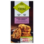 Morrisons Free From Milk Choc Cookies