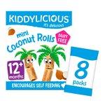 Kiddylicious Coconut Rolls