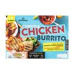 Morrisons Taste Of America Pulled Chicken Burrito
