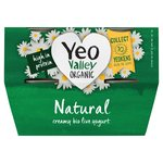 Yeo Valley Natural 4 Heavenly Pots